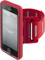 SwitchEasy Move Sports Armbandroodvoor iPhone 5 en 5S