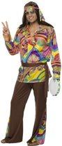 """""""Cool hippie pak voor mannen  - Verkleedkleding - Medium"""""""