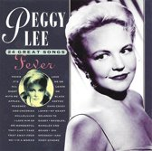Peggy Lee - Fever - 24 Great Songs 1958-1969