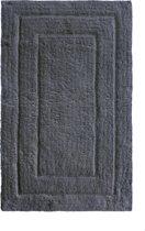 Caress - Badmat -Donkergrijs - 60 x 100 cm