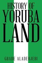 History of Yoruba Land