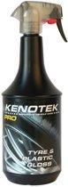 Kenotek Tyre & Plastic gloss - 1L