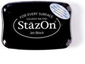 Stazon stempelkussen Jet Black SZ-000-031