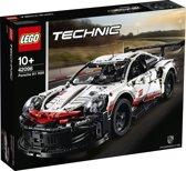 Afbeelding van LEGO Technic Porsche 911 RSR - 42096 speelgoed