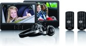 Lenco DVP-939 - Portable DVD-speler met batterij - 9 inch - Zwart