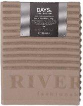Riverdale Days - Handdoek - 50x100 cm - Beige