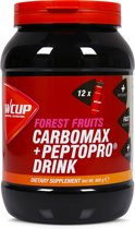 Wcup Carbomax Forest Fruits 900 Gram