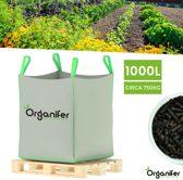 Organifer Tuin Booster Mestkorrels 3in1 (Bigbag 750Kg)