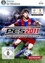PES 2011 (Pro Evolution Soccer 2011) - Windows