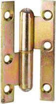Qlinq Bladpaumelle verzinkt ls - 110x60mm