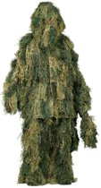 Gillie Suit Special Forces woodland camo