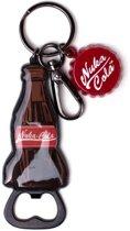 Fallout - Nuka Cola Bottle Novelty Metal Keychain