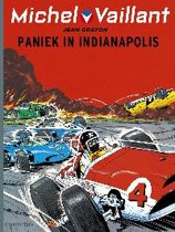 Michel Vaillant - Vintage Hc11. Paniek in Indianapolis