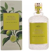 4711 Acqua Colonia Lime & Nutmeg Edc Spray 170 ml