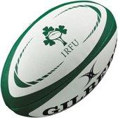 Gilbert rugbybal Replica Ierland Sz 5
