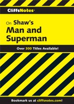 CliffsNotes on Shaw's Man & Superman