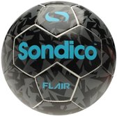 Sondico Voetbal Flair - White/Black - 5