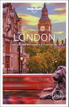 Lonely Planet Best of London 2019 3e