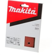 Makita Schuurvel K60 114x102 Red