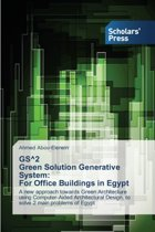 GS Degrees2 Green Solution Generative System