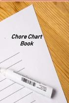Chore Chart Book: Kids Responsibility Tracker