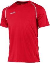 Reece Core Shirt - Shirts  - rood - XXL