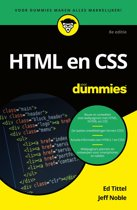 Voor Dummies - HTML en CSS voor Dummies