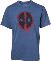 Deadpool - Faux Denim T-shirt - XL