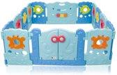 Grondbox, kruipbox, speelbox, playpen, baby, peuter en kind afscherming - Sea Life