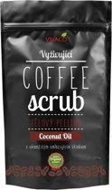 Coffee Scrub met Kokosolie (100% organisch) -200g