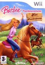 Barbie Paardenavontuur, Het Paardrijkamp