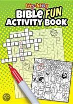 Bible Fun Ittybitty Activity Book (6pk)