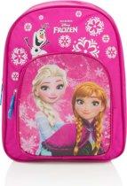 Frozen Rugzak met Elsa, Anna & Olaf / roze School Tas 2-5 Jaar