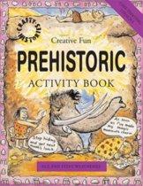 Prehistoric Activity Book