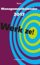 2017 managementkalender