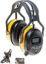 GYZS Gehoorbeschermer met radio - bluetooth - MP3 met SNR waarde 29