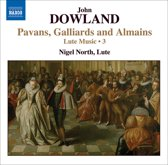 Dowland: Lute Music, Vol. 3