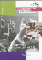Traject Onderwijsassistent - Algemene professionaliteit (4.58)