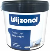 Wijzonol Superdek Wit - 1000 ml