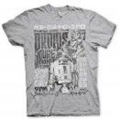 Merchandising STAR WARS 7 - T-Shirt Droids Night (XXL)