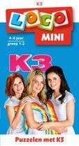 Loco Mini Puzzelen met K3 (boekje)