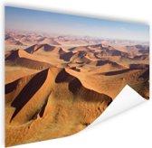Namibie Woestijn Poster 150x75 cm - Foto print op Poster (wanddecoratie woonkamer / slaapkamer)