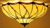 Tiffany plafondlamp Butterfly 50 /80
