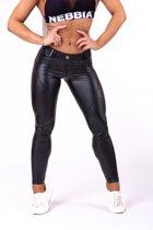 Sportbroek Dames Zwart - Nebbia 669 Bubble Butt pants Cat Woman