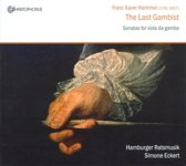 The Last Gambist - Sonatas For