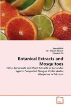 Botanical Extracts and Mosquitoes