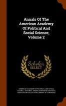 Annals of the American Academy of Political and Social Science, Volume 2