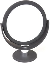 Spiegel met rubbercoating Ø14,5cm/5x vergroting