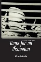 Days for an Occasion