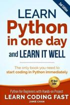 Learn Python in One Day and Learn It Well (2nd Edition)